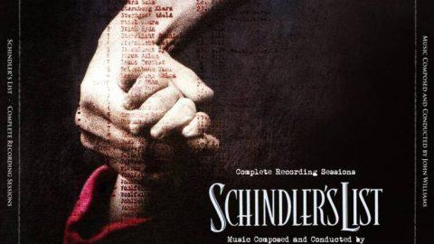Lista de Schindler – Orquesta de cuerdas y violín solista