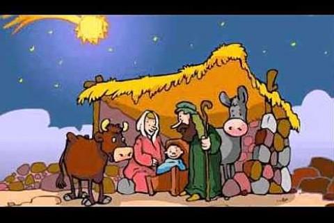 A Belén marchaba… (Navidad) – Coro 4 voces