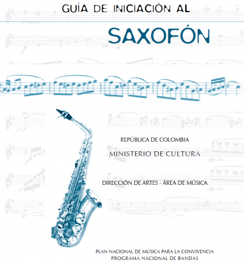 Guía de Iniciación al Saxofón