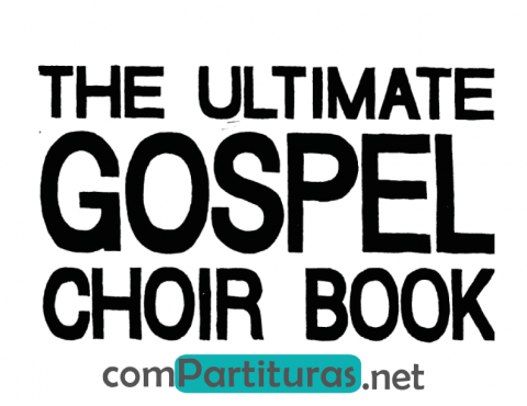 Partituras 30 Cantos de Góspel- Coro 3 Voces