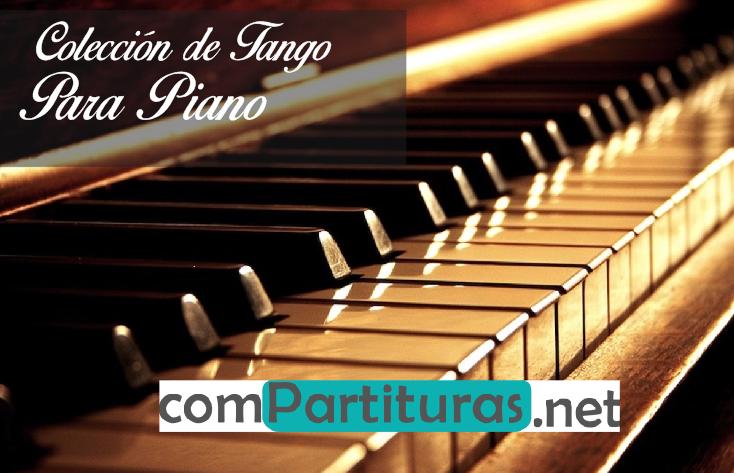 Colección de tango para Piano