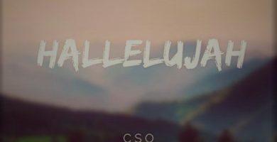 partitura Hallelujah